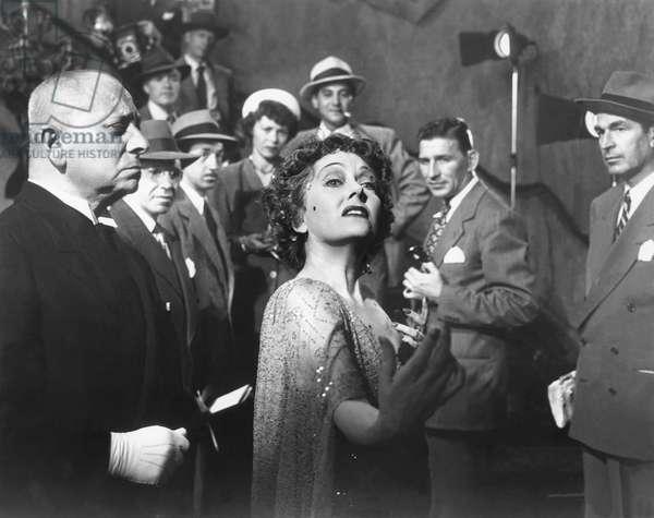 Erich Von Stroheim And Gloria Swanson