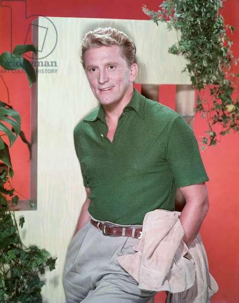 Kirk Douglas In The 50'S
