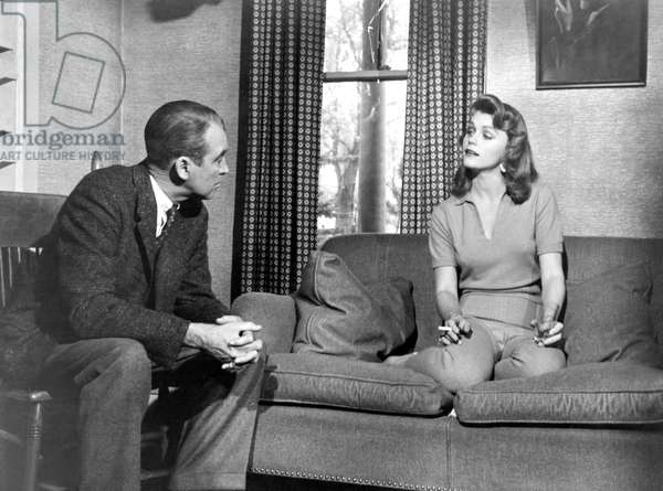 James Stewart And Lee Remick, Anatomy Of A Murder 1959 Directed By Otto Peminger