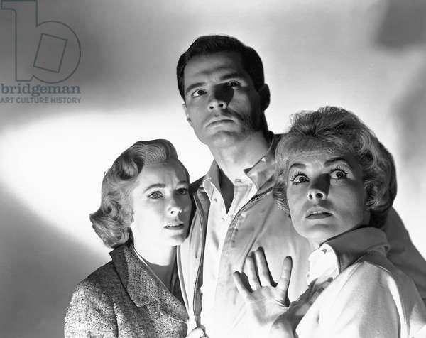 Vera Miles, John Gavin And Janet Leigh.