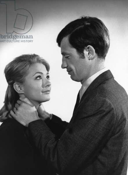 Un Nomme La Rocca de Jean Becker avec Jean-Paul Belmondo et Christine Kaufmann, 1961