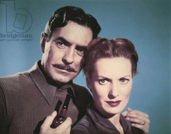 Tyrone Power And Maureen O'Hara