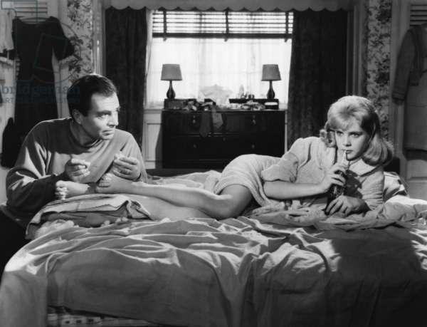 James Mason And Sue Lyon