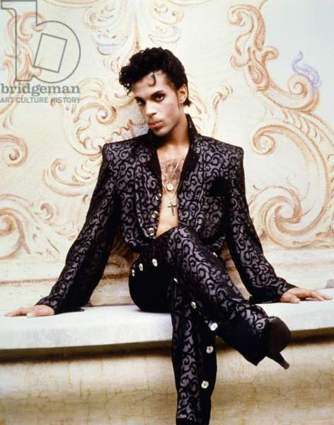 Under the Cherry Moon by and with Prince (Prince Rogers Nelson) en, 1986 (photo)