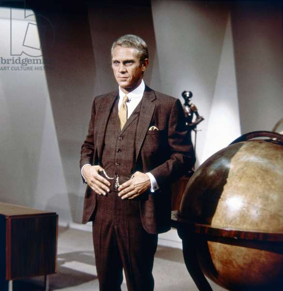 Steve Mcqueen, The Thomas Crown Affair 1968 Directed By Norman Jewison