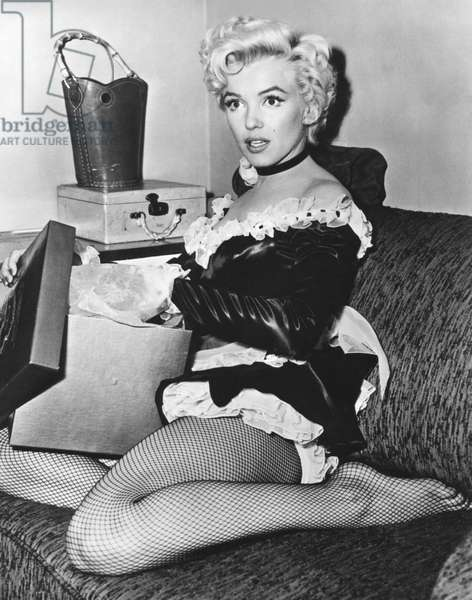 Marilyn Monroe, There'S No Business Like Show Business 1954 Directed By Walter L