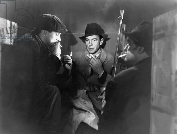 Gary Cooper , Cloak And Dagger 1946 Directed By Fritz Lang