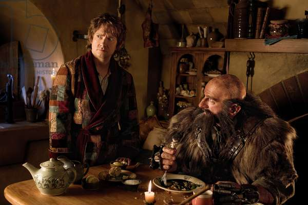 The Hobbit: An Unexpected Journey, 2012
