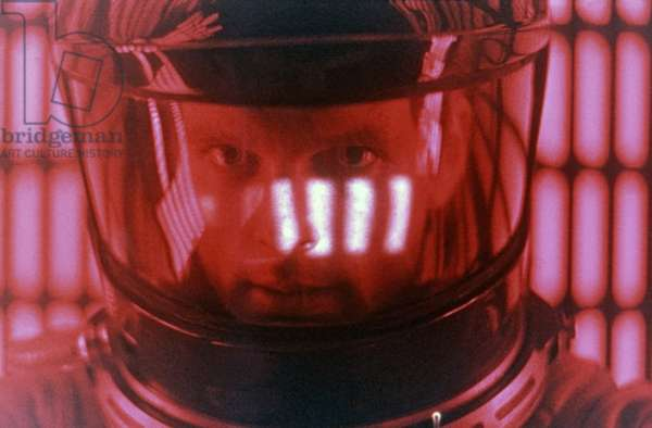 Keir Dullea, 2001 A Space Odyssey 1968 Directed By Stanley Kubrick