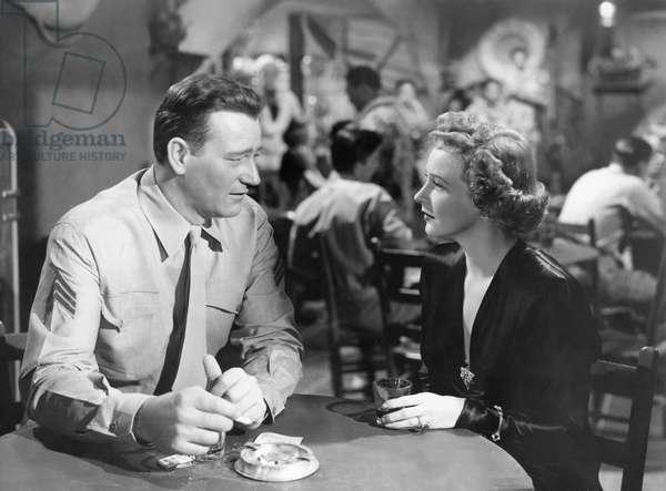 John Wayne And Julie Bishop