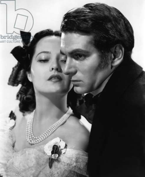 Merle Oberon And Laurence Olivier