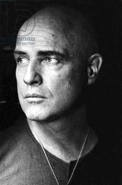 Marlon Brando, Apocalypse Now 1979 Directed By Francis Ford Coppola
