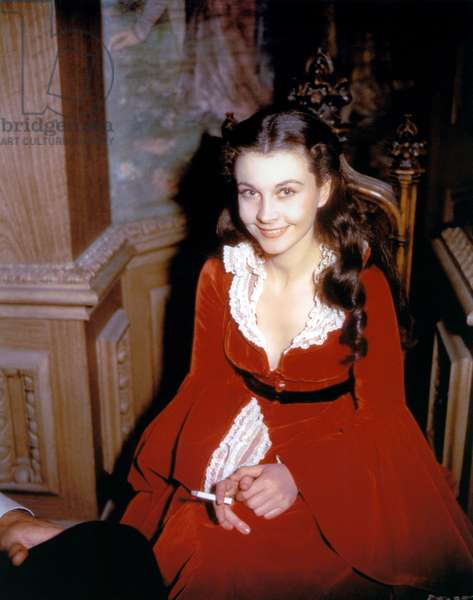 On The Set, Vivien Leigh
