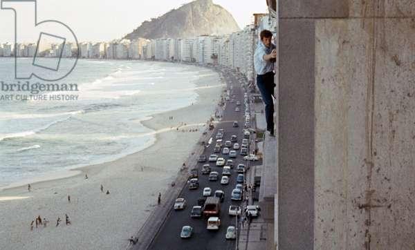 Cet homme pour Rio par PhilippedeBroca avec Jean-Paul Belmondo, 1964 (photo)