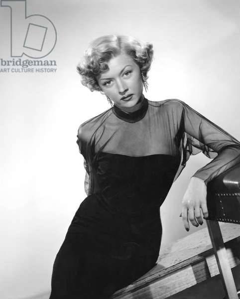 In a Lonely Place - The violent 1950 directed by Nicolas Ray; Gloria Grahame