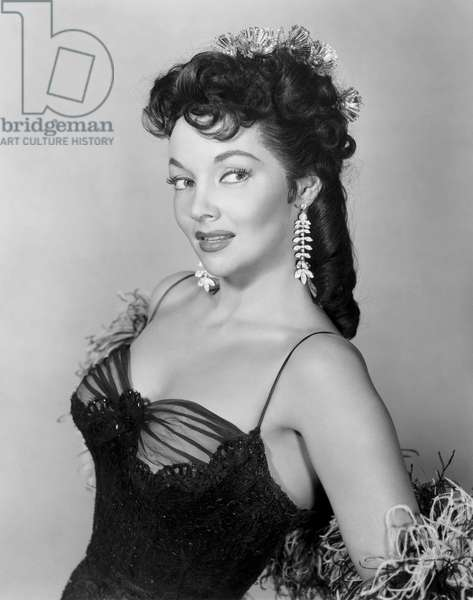 Mari Blanchard, Destry 1954 Directed By George Marshall