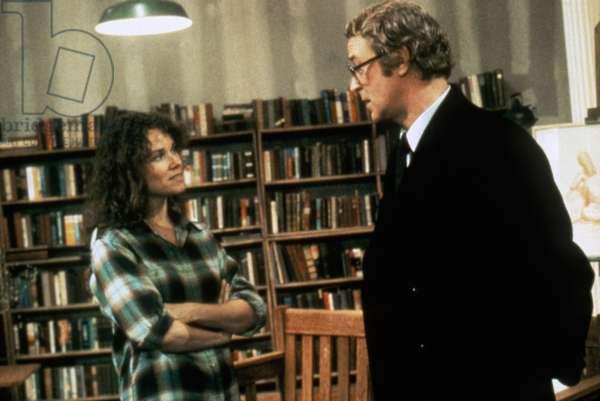 Barbara Hershey And Michael Caine