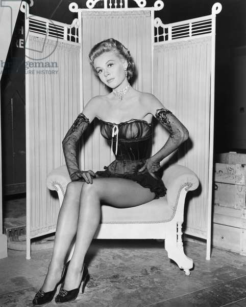 Vera-Ellen , The Belle Of New-York 1952 Directed By Charles Walters