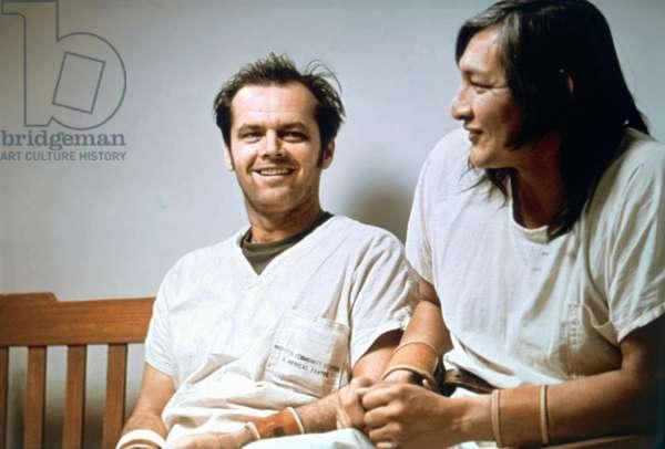 Jack Nicholson And Will Sampson