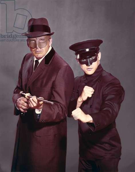 Van Williams And Bruce Lee