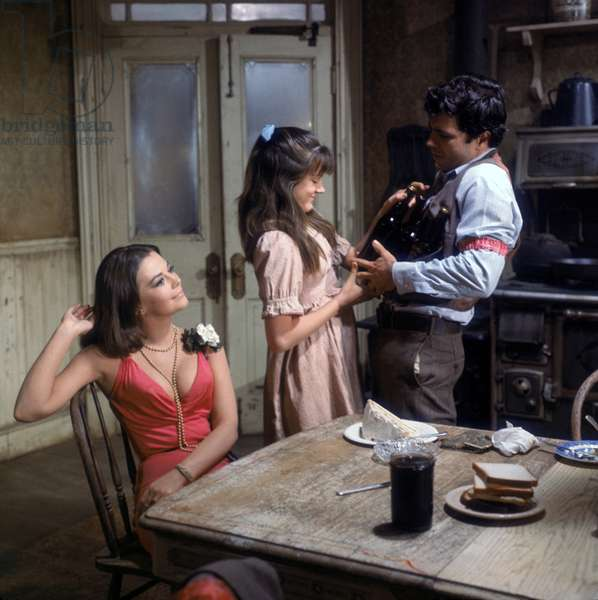 This Property Is Condemned, directed by Sydney Pollack 1966