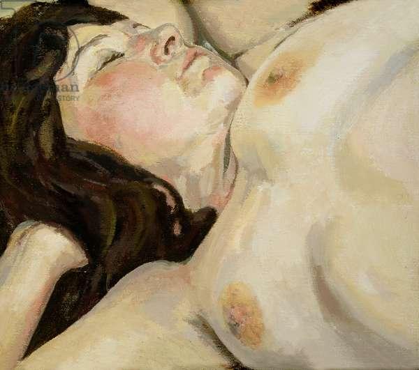 Shelagh II, 1992 (oil on canvas)