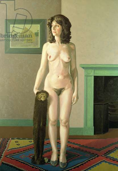 Beatrice Phillpotts, Large Nude, 1983-84 (for detail see 64625)