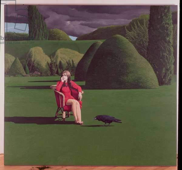 The Raven, 1971