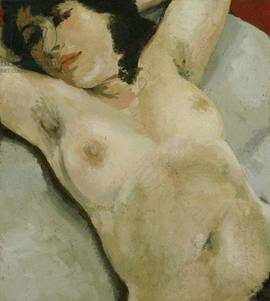 Shelagh I, 1992 (oil on canvas)