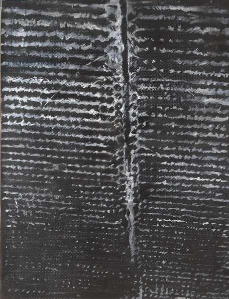 Fault Line, 1987 (mixed media)