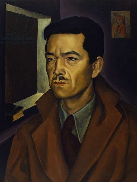 David Williams, 1932 (oil on canvas)