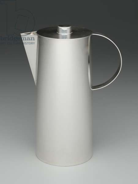 Coffeepot, c.1995 (silverplate)