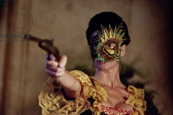 Un Ballo in Maschera, 2004 (high-definition digital video)