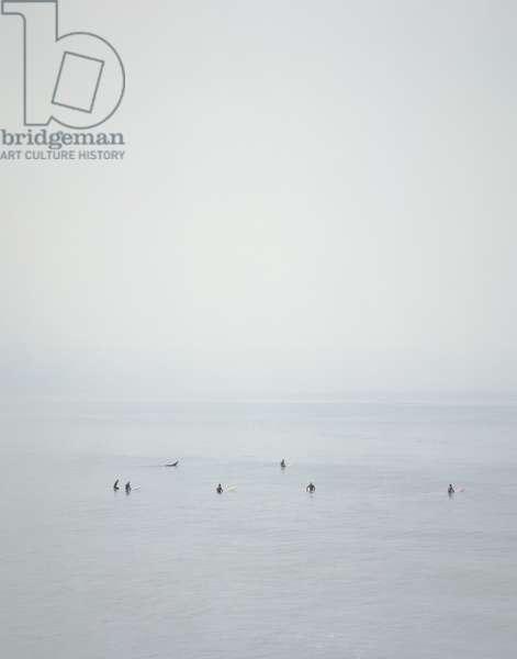 Untitled (Surfers), 2003 (c-print)