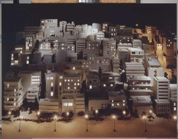 Tripoli, 2007 (digital chromogenic print mounted to plexiglas)