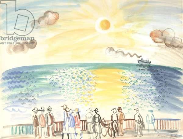 Le Havre (watercolor)