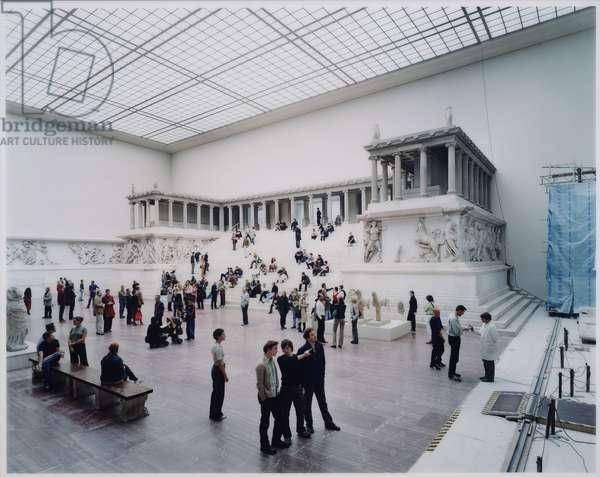 Pergamon Museum I, Berlin, 2001 (c-print)