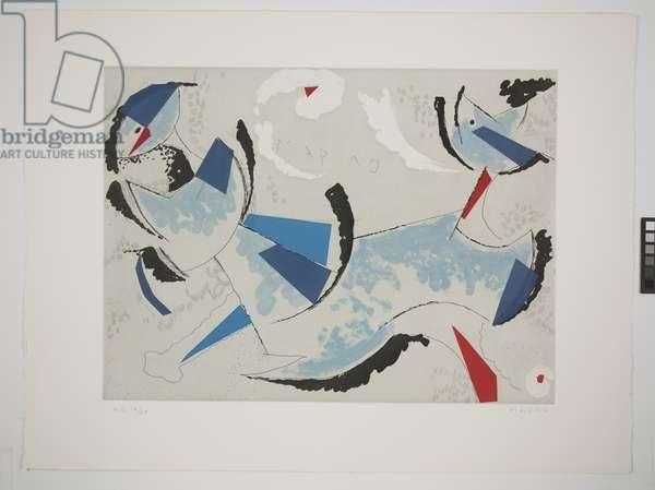 Spartaco, 1975 (etching & aquatint)