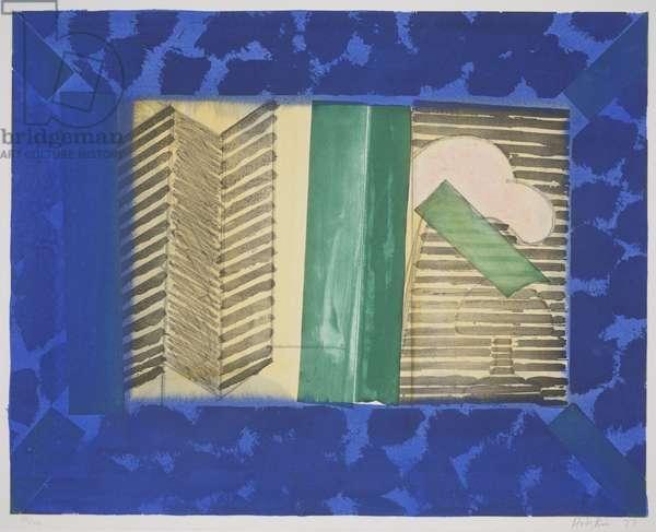 Nick, 1977 (etching and aquatint)