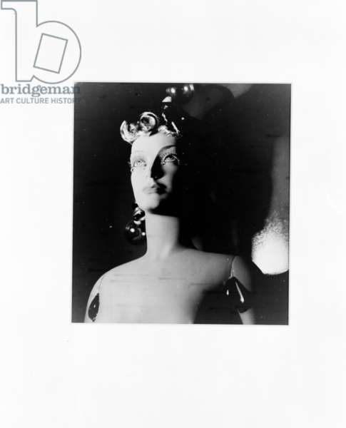 Untitled, Mannequin by Man Ray, 1938 (gelatin silver print)
