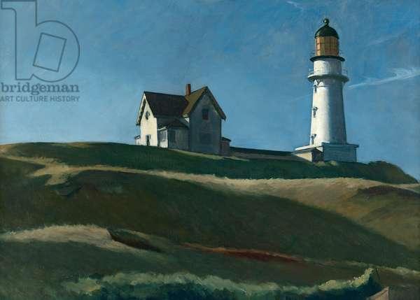 Lighthouse Hill, 1927 (oil on canvas)