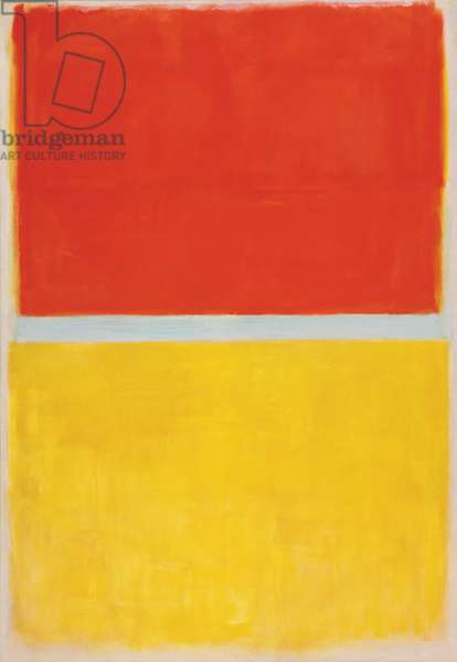 Untitled, 1952 (oil on canvas)