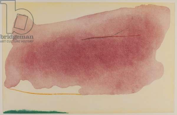 Nepenthe, 1972 (aquatint)