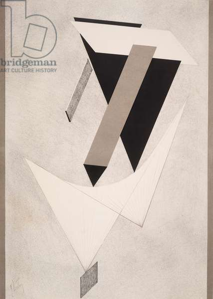 Untitled, 1923 (litho)