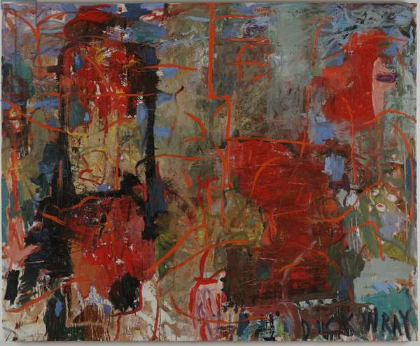 Untitled, 1990-95 (oil on canvas)