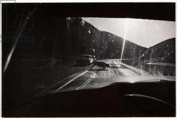 Utah, 1964 (gelatin silver print)
