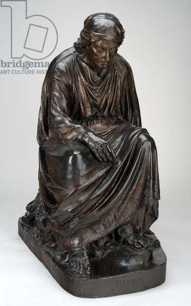 Roma, 1869 (bronze)