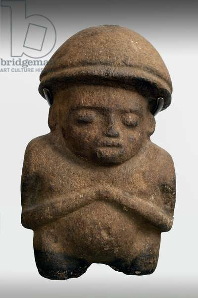 Mushroom stone, 100 BC-300 AD (stone)