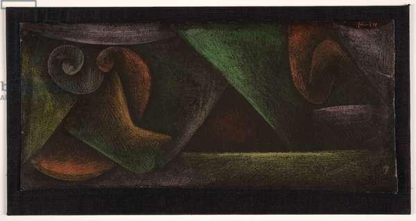 Untitled, c.1937 (pastel on paper)