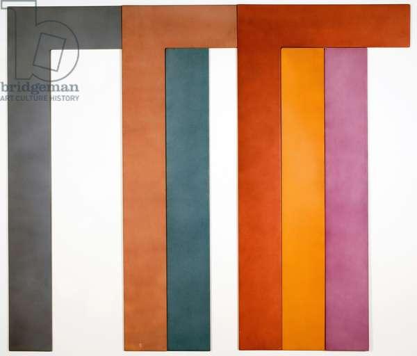 Untitled, 1969 (painted fibreglass)